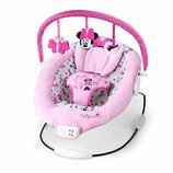 Disney Кресло-Качалка Минни Маус Minnie Mouse Garden Delights Bouncer