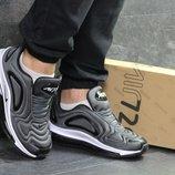 Мужские кроссовки Nike Air Max 720 burgundy 7061Gray