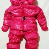 Зимняя куртка комбинезон Outerwear 313 р-р 9 месяцев комплект штаны