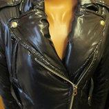 Косуха Nolita-Diesel p.M. Италия. оригинал. черная куртка-парка.