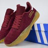 Кроссовки мужские Adidas Kamanda burgundy