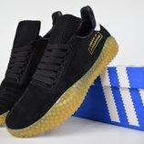 Кроссовки мужские Adidas Kamanda black