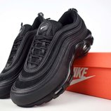 Кроссовки мужские Nike Air Max 97 TN black