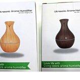 Ультразвуковой увлажнитель воздуха Ваза Ultrasonic Aroma Humidifier ароматический диффузор