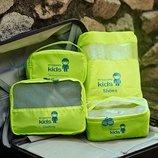 Детский набор сумочек в чемодан