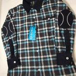 Рубашка IKORAS фланель рост 116-158