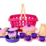 Набор посуды 4449