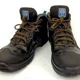 Ботинки кожаные со стальным носком Burgia Sauerland Б - 340 45 размер