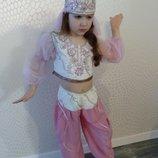 Прокат карнавальный Прокат детский карнавальный костюм Східна красуня, жасмін, восточная красавица,