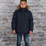 Зимняя куртка для мальчиков Snowimage 140-164 размер