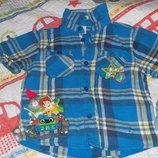 рубашка 2-3-4 года
