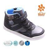 Низкая цена- супер качество Демисезонные ботинки для мальчика BI&KI