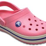 Кроксы Crocs Crocband Clog раз. C9-J3 наш 26-34