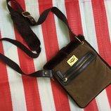 Очень классная крутая сумка Ugg /кроссбоди/с мехом/через плечо