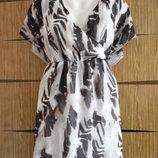 Платье лето новое размер 12 идет на 46-48