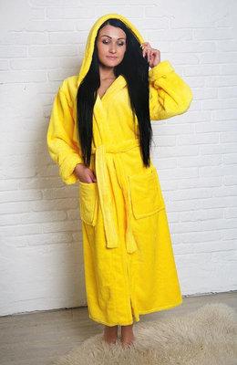 Женские банные махровые халаты,Размеры с 44 по 60.