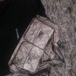 Новая кожаная сумка Chanel