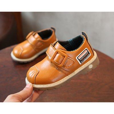 Туфли детские на липучке р.21 стелька 13 см