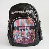 Рюкзак monster high, небольшой детский рюкзак монстер хай