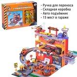 Игровой набор Стройплощадка гараж станция 3045 Play Smart