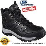 Ботинки SKECHERS® Relment-Traven original-Waterproof 65529 BLK