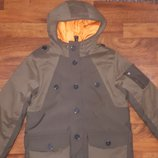 Удлиненная куртка Mango 152 и 164