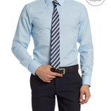 Мужская рубашка голубая LC Waikiki / Лс Вайкики