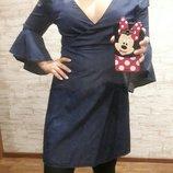 Платье джинсовое размер 12