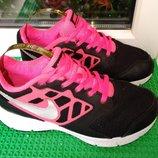 кроссовки для девочки Nike р. 33 стелька 21 см