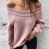 Стильные свитерки 42/46 пять цветов