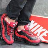 Кроссовки мужские Nike Air Max 95 red 7081