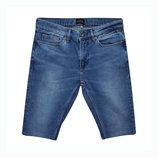 Мужские шорты джинсовые синие River Island 28/30