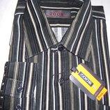 Рубашка м/вельвет р.38
