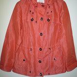 Куртка с капюшоном, р.14