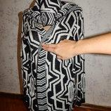 кардиган вязаный с капюшоном стильный модный рS