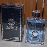 Два чувственных, свежих, изумительных аромата от versace versense и pour homm 100 мл.. один на выбор