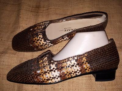 6e2326ed9850 43р-28 см кожа туфли новые Brunate Made in Italy