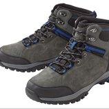 р.43-44, шикарные трекинговые термо-ботинки Германия
