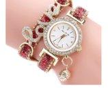 Наручные женские часы надпись LOVE код 457