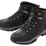 р.43-44, шикарные трекинговые термо-ботинки Германия новые