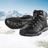 р.41-46, кожаные трекинговые термо-ботинки Германия новые