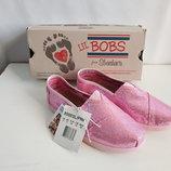 Детские эспадрильи Lil Bobs от Skechers в оригинальной коробке
