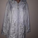 р 46 куртка-ветровка Bonita состояние новой