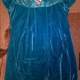 Красивое платье на 5-7 лет р 36