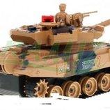 Танк. Р/у набор танков T90 VS LEOPARD 2 A6 788 Польша. Н