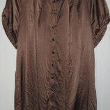 Шелковая блуза красивого цвета Autograph