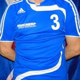 Спортивная фирменная футболка .Adidas .м-л