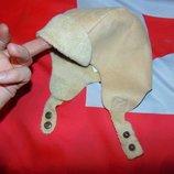 Стильная фирменная зимняя шапочка шапка Baby Club Беби Клаб .от2 до 7 мес