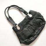 Кожаная сумка tignanello - италия натуральная кожа