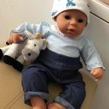 Набор комплект одежлы на куклу пупса Анабель, Шу-Шу, беби борна 42 см